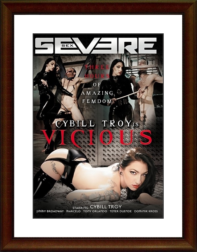 Domme Cybill Troy - Cybill Troy Is Vicious (Three Hours of Amazing FemDom)