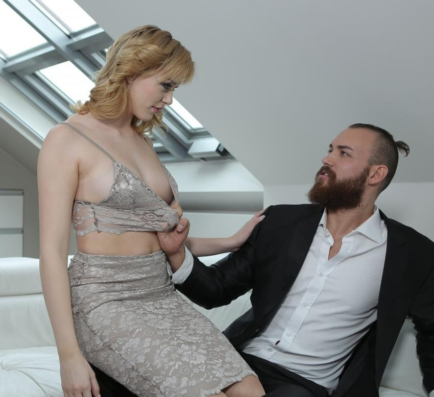 [Bang! Glamkore / Bang.com] Anny Aurora (Anny Aurora Breaks A Date For The Opera To Sing In Ecstasy At Home / 2018-01-11) [2018 г., One On One, Stockings, Cumshot, Lingerie, European, Blonde, Hardcore, 1080p]