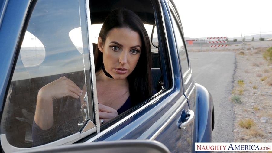 [DirtyWivesClub.com / NaughtyAmerica.com] Angela White (23567 / 08.12.2017) [2017 г., Big Tits, Blowjob, Brunette, Bubble Butt, Cum on pussy, Cum on Stomach, Curvy, Deepthroating, High Heels, All Sex, Natural Tits, Shaved, Titty Fucking, 720p]