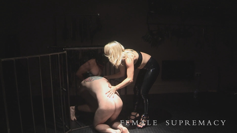 [FemaleSupremacy.com] Manipulation with Mistress Tess (Full Movie) [2017 г., Femdom, Hand Domination, Penis Pump, Forced BI, Submissive Slave Training, 1080p]