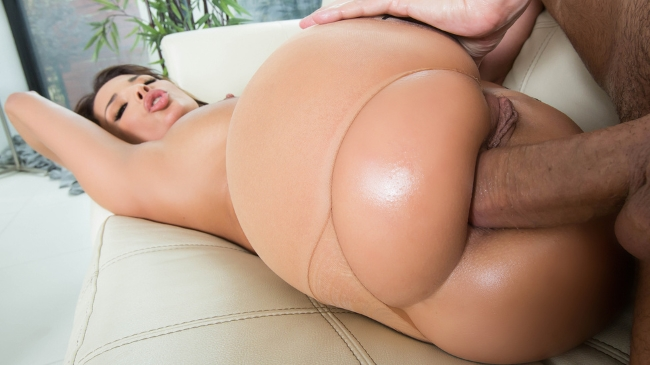 Anissa Kate - Fucking Her French Seams (20.12.2017) [Anal, Creampie, Big Naturals, Big Tits, Blowjob (POV), Brunette, Feet, Gonzo, Handjob (POV), Natural Tits, Oil]