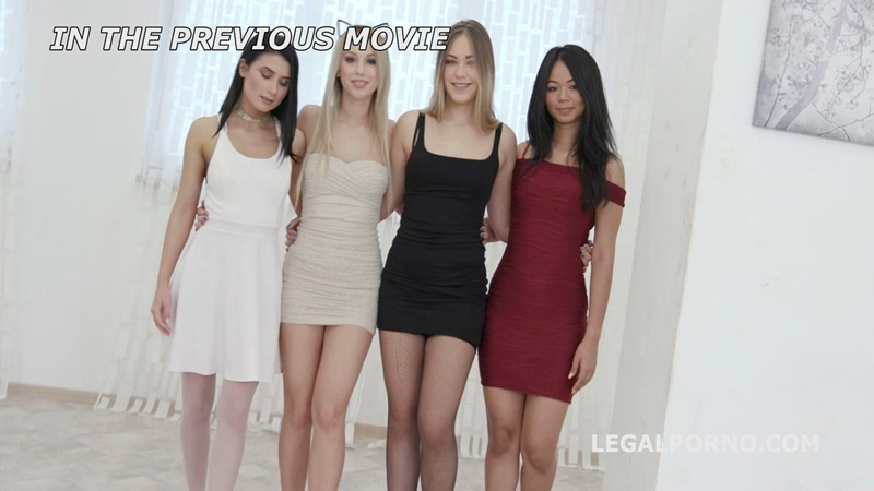 [LegalPorno.com] This aint Xmas Orgy #2 With Kira Thorn Jureka Del Mar Selvaggia Nicol Black - Balls Deep Anal Multi Gapes (GIO496 / 23.12.2017) [A2M, DAP, Asslicking, Rimming, Asian, Gape, Interracial, Anal, 480p]