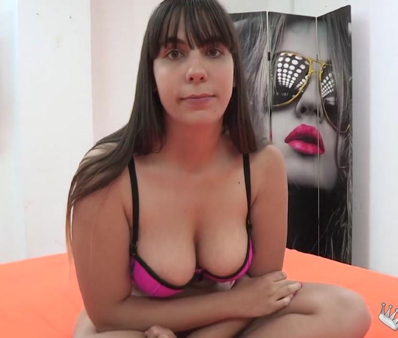 [FAKings.com] Nefry - Gangbang (22.12.2017) [2017 г., Gangbang, Amateur, Brunette, Big Tits, Natural Tits, Cumshots, Facial, Hardcore, 720p]