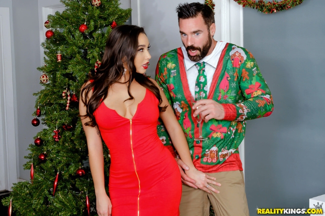 Karlee Grey - Ho Ho Homewrecker (27.12.2017) [Blowjob, Finger Banging, Cum Shot, Squirting, Pussy Licking, Wet, Gagging, Hair Pulling, Anal Fingering, Cheating, Big Tits Worship, Cum on Tits, Facial, Christmas]