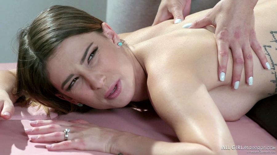 [AllGirlMassage.com] Kristen Scott, Skylar Snow (The Re-Gifted Bolster / 05.02.2018) [Lesbian, Girl Girl, Massage, Redheads, Brunettes, 1080p]