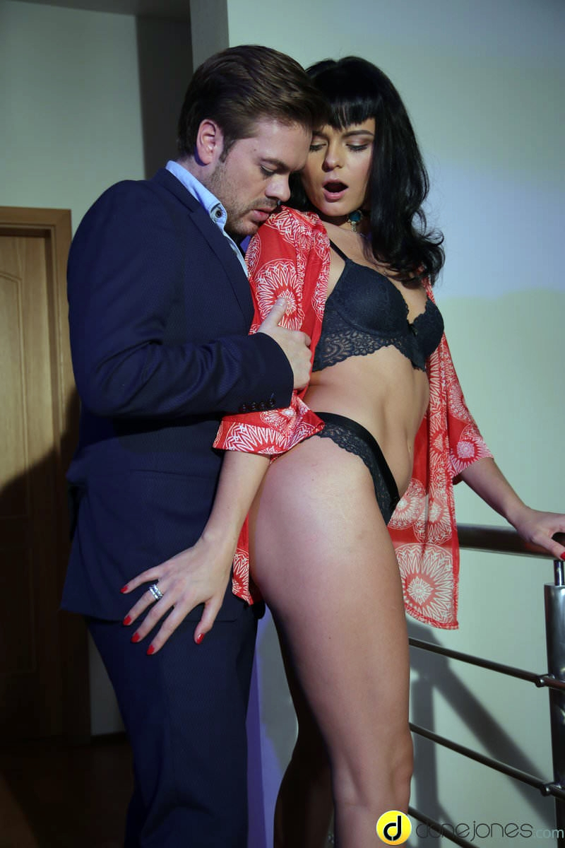 [DaneJones.com / SexyHub.com] Sonya Durganova - Ass licking for raven hair beauty (09.02.2018) [Gonzo, Couples Fantasies, Ass Worship, All Sex, Deep Throat, Blowjob, Pussy Fingering, Doggystyle, Missionary, Side Fuck, Cum on Pussy] 480p