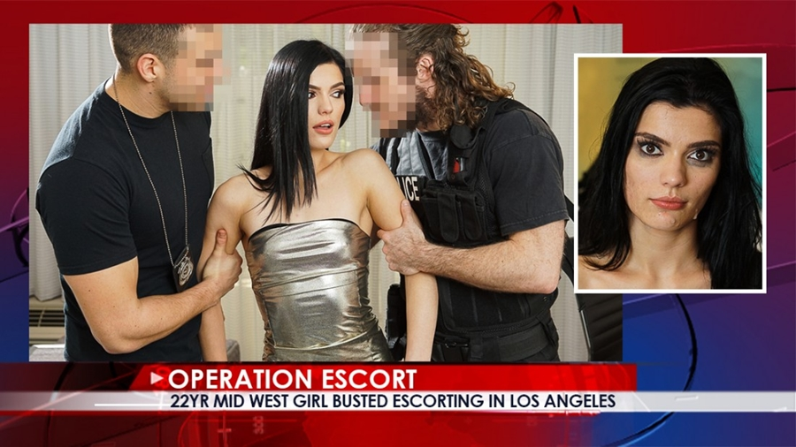 [OperationEscort.com / FetishNetwork.com] Sadie Blake (22yr Mid West Girl Busted Escorting in Los Angeles / 19.02.2018) [All sex, Brunette, Blowjob, Facial, Domination, Hardcore, 1080p]