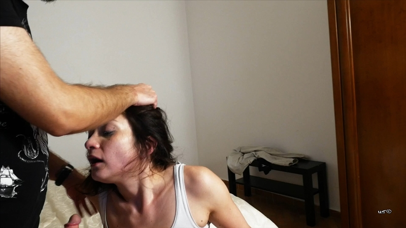 [Unchained Perversions Sex And Sub / Clips4Sale.com] Valentina Bianco - Ultra-Violence On Throat (03/02/2018) [2018 г., Face Fucking, Cum In Mouth, Blow Jobs, Ball Sucking, Deepthroat, Drooling, 1080p]