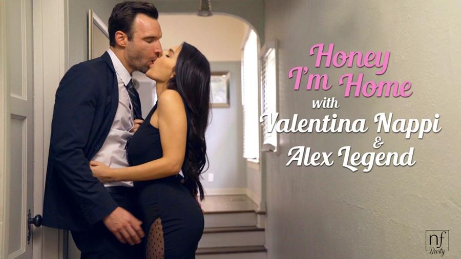 [NFBusty.com] Valentina Nappi - Honey Im Home (23.03.2018) [Puffy Nipples, Landing Strip Pussy, Girl-Boy, Blowjob, Handjob, Girl Orgasm, All Sex, Big Tits] 1080p