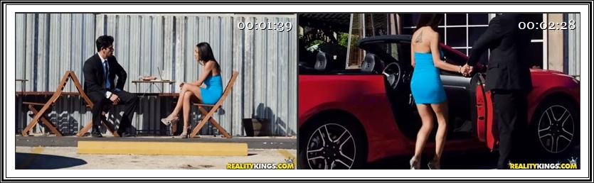[RoundAndBrown.com / RealityKings.com] Rylynn Rae - Pranking A Gold Digger (30.03.2018) [Amateur, Brunette, Heels, Car, Outside, Blowjob, All Sex, Finger Banging, Pussy Licking, Piercings, Tattooed, Trimmed, Fit / Athletic, Woman (20-29)] 360p