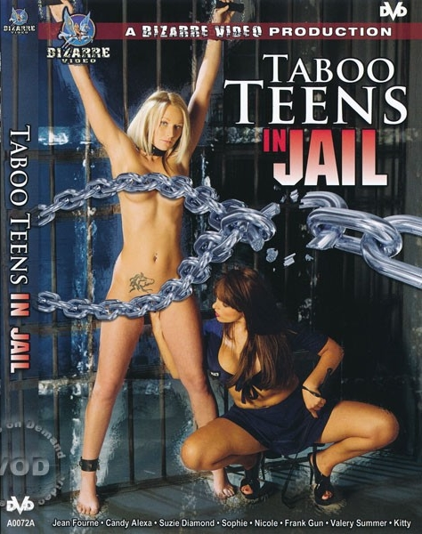 Taboo Teens In Jail (Split Scenes) (Andre Baylock / Bizarre Video) [2014 г., Rough Sex, Oral, Toys, Fetish, BDSM, Tit Punishment, 540p]