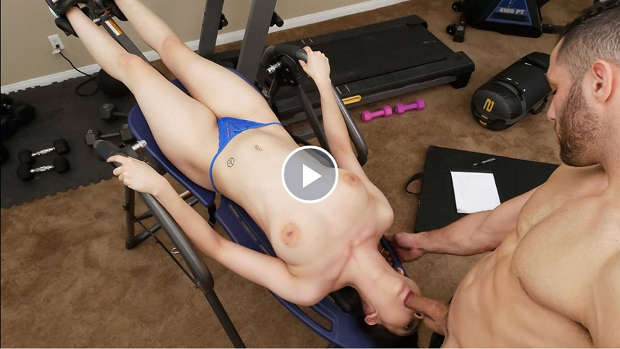 [TheRealWorkout.com / TeamSkeet.com] Kyra Rose (Warm Up and Fuck / 27.05.2018) [2018 г., Oral, All Sex, 720p]