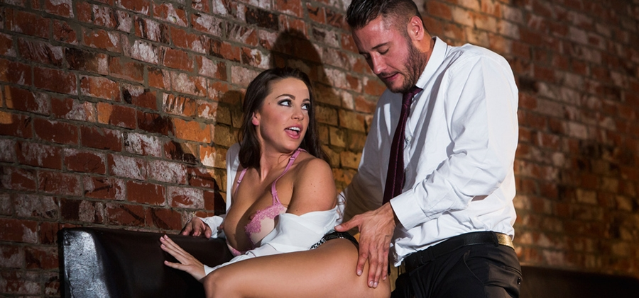 [Babes.com] Abigail Mac - Bad Girl Justice: Part 2 (05.06.2018) [All Sex, Handjob, Masturbation, Deep Throat, Pussy Licking, Blowjob, Bar, Cumshot Clean-Up, Big Tits, 480p]