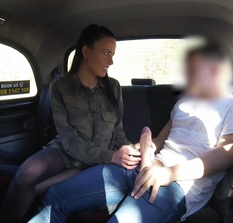 [FakeTaxi.com / FakeHub.com] Abigail Ash - Lucky taxi drivers physio fuck (03.06.2018) [All Sex, Blowjobs, 720p]