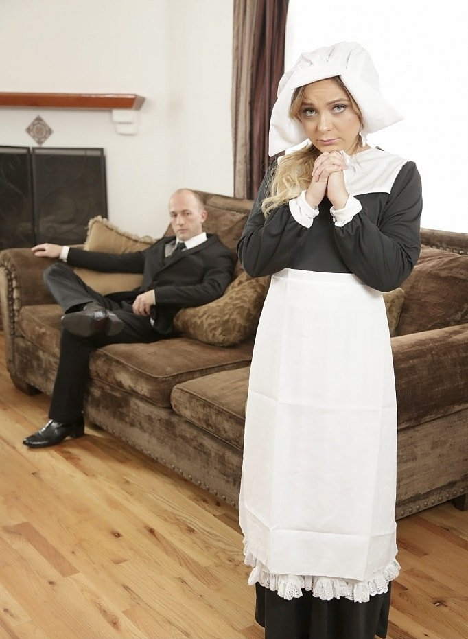 [Barelylegal.com / Hustler.com] Cleo Vixen (Barely Legal Amish Girls 2) [06/06/2018 г., Blonde, Parody, Petite, Straight, 720p]
