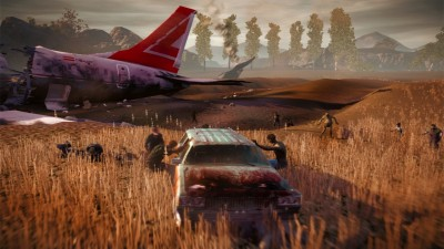 State of Decay [Freeboot / RUS] + dlc (2013) XBOX360