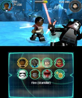 LEGO Star Wars The Force Awakens [CIA] [ENG] (2016) 3DS