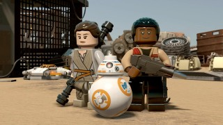 LEGO Star Wars: The Force Awakens [NTSC / ENG / подготовлена для Loadiine GX2] (2016) Wii U
