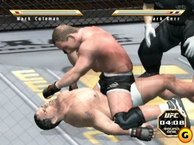 UFC: Throwdown [ENG|NTSC] (2002) PS2